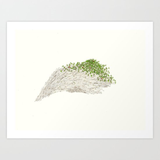 Untitled (Nested) Art Print