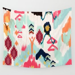 Bohemian Ethnic Painting Wall Tapestry