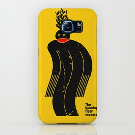 The Burning Flow Monster iPhone Case