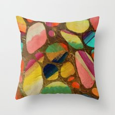 etincelles Throw Pillow