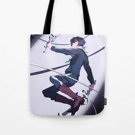 Blessed Regalia Tote Bag