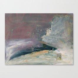 Deep Wave Canvas Print