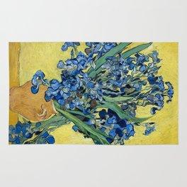 1890-Vincent van Gogh-Irises-73,5x92 Rug