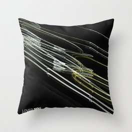 The Love Series 200 Throw Pillow