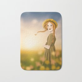 Anne of Green Gables Bath Mat