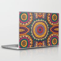 coral Laptop & iPad Skins featuring Coral by Arcturus
