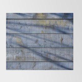 Shadowed Panels Throw Blanket