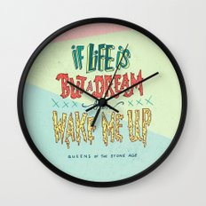 Queens of the Stone Age Wall Clock