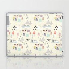 'Den lilla Staden' Laptop & iPad Skin
