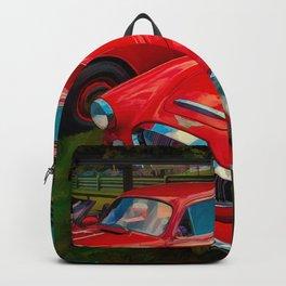 Austin Healey British Sports Car Backpack