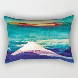 Living Rapture in Yeno Rectangular Pillow