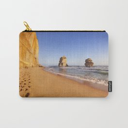 I - Twelve Apostles on the Great Ocean Road, Australia at sunset Carry-All Pouch