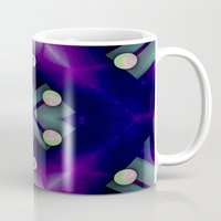 planets Mugs featuring Planets by Digital-Art