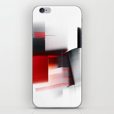 composition with black iPhone & iPod Skin