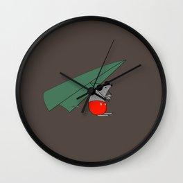 Hey Mickey, you don't look so fine Wall Clock