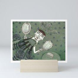Schneewittchen-The New Queen Mini Art Print
