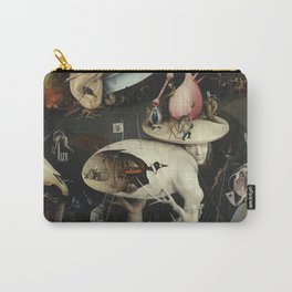 Hieronymus Bosch - The Garden of Earthly Delights Carry-All Pouch