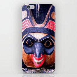 Alaskan Mask iPhone Skin