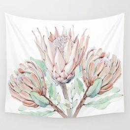 Protea #society6 #buyart Wall Tapestry