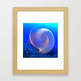 Fleuron Composition No. 86 Framed Art Print