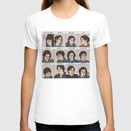 many sams T-shirt