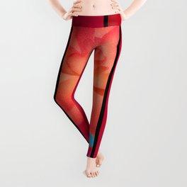 Lotus Blossom Leggings