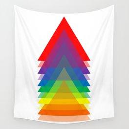 Rainbow Up! Wall Tapestry