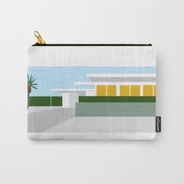 mid-century modern house one Carry-All Pouch