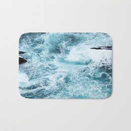 troubled waters 9 Bath Mat