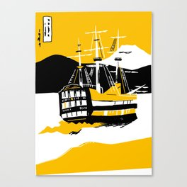 World Heritage 162 Canvas Print