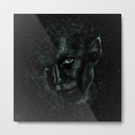 ELFIN BEAUTY Metal Print