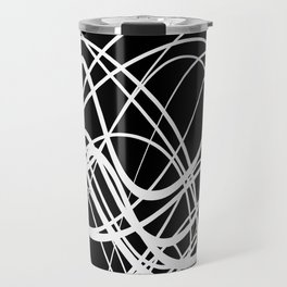 Intersecting Flow Travel Mug
