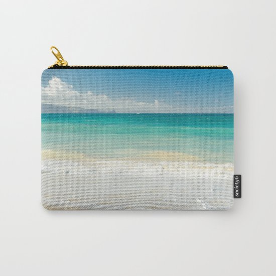 This Paradise Life Carry-All Pouch