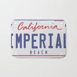 Imperial Beach. Bath Mat