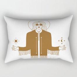 Queen of the Cosmos Rectangular Pillow