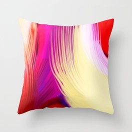 Sweep Throw Pillow