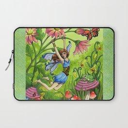 Meadow Fairy Laptop Sleeve