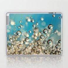 Crazy Cactus Droplets Laptop & iPad Skin