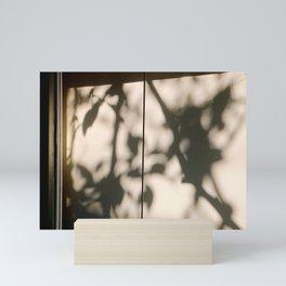 A Shadowy Shade Mini Art Print