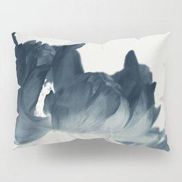 Blue Paeonia #2 Pillow Sham