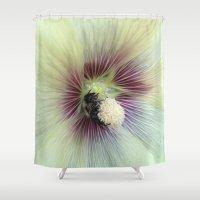 Bee Amazing Shower Curtain