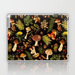 Vintage & Shabby Chic - Autumn Harvest Black Laptop & iPad Skin