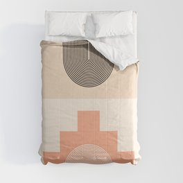 Abstraction_NEW_ARCHITECTURE_BOHO_Minimalism_0119B Comforters
