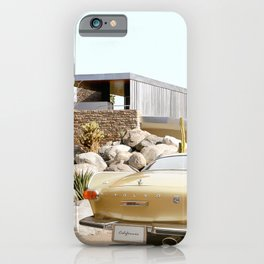 Kaufmann House iPhone Case