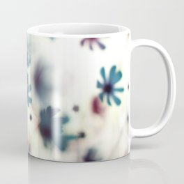 Cosmos Flowers. Floral Dance in the Wind Coffee Mug