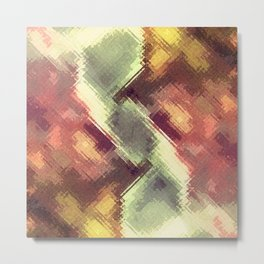 Glass Texture no6 Metal Print