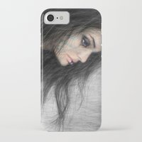 onward iPhone & iPod Cases featuring Onward by Justin Gedak