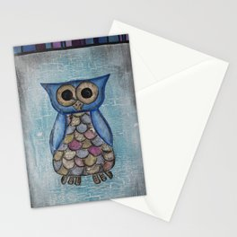 Owl Hoot Stationery Cards