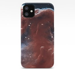The Horsehead Nebula in the constellation of Orion (The Hunter) iPhone Case