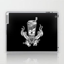 Coffee Lovers (black version) Laptop & iPad Skin